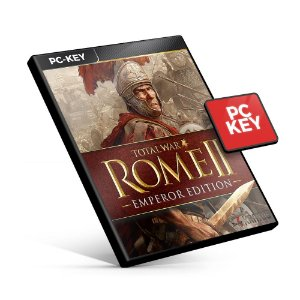 Total War ROME II Emperor Edition - PC KEY