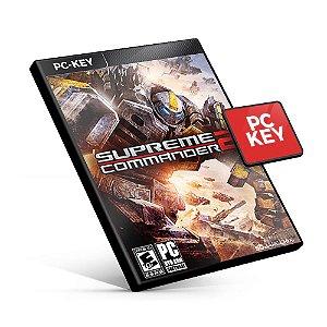 Supreme Commander 2 - PC KEY