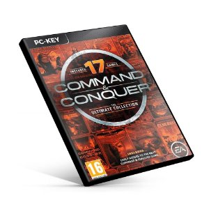 Command & Conquer The Ultimate Collection - PC KEY