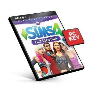 The Sims 4 Get Together DLC - PC KEY