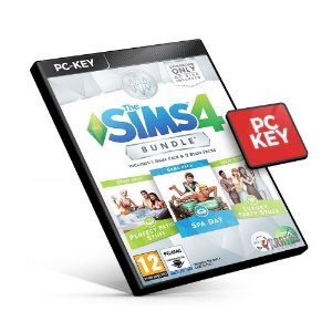 The Sims 4 Bundle Pack 4 DLC - PC KEY