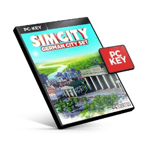 SimCity German City Pack DLC - PC KEY