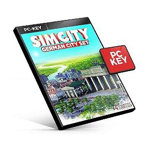 SimCity German City Pack DLC - PC KEY