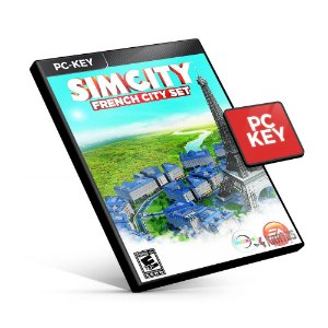 SimCity French City Pack DLC - PC KEY