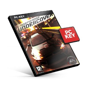 Need for Speed Undercover - PC KEY