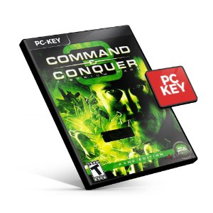 Command & Conquer 3 Tiberium Wars - PC KEY