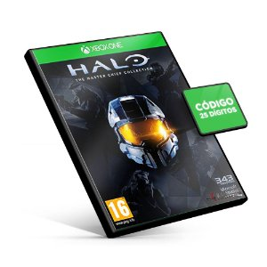 Halo: The Master Chief Collection - Xbox One - Código 25 Dígitos