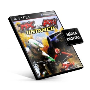 MX vs. ATV Untamed - PS3 Mídia Digital