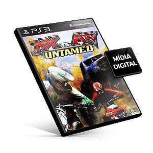 MX vs. ATV Untamed - PS3 Mídia Digital