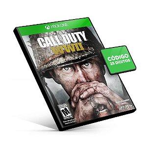 Call of Duty: WWII - Xbox One - Código 25 Dígitos