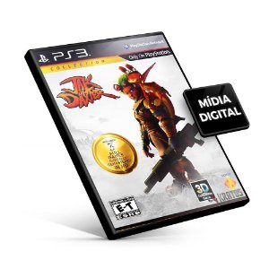 Jak and Daxter Collection - PS3 Mídia Digital