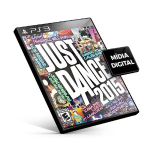 Just Dance® 2015 - PS3 Mídia Digital