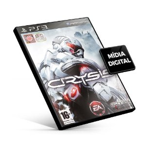 Crysis - PS3 Mídia Digital