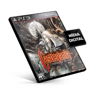 Castlevania: SotN - PS3 Mídia Digital