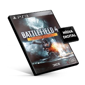 Battlefield 4™ Second Assault DLC - PS3 Mídia Digital