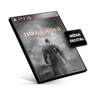 DARK SOULS™ II Crown of the Old Iron King DLC - PS3 Mídia Digital