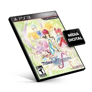 Tales of Graces f - PS3 Mídia Digital