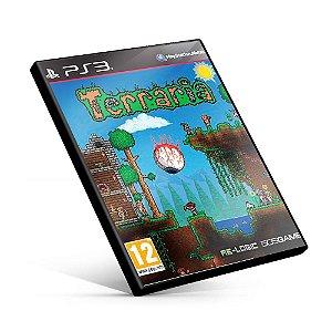 Terraria - PS3 Mídia Digital