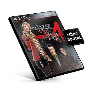 The House of the Dead 4 - PS3 Mídia Digital