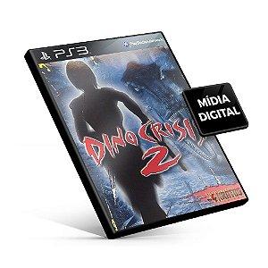 Dino Crisis™ 2 - PS3 Mídia Digital