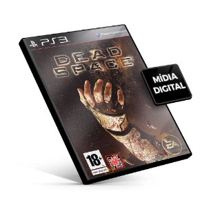 Dead Space - PS3 Mídia Digital
