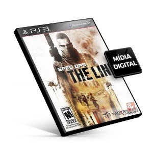 Spec Ops The Line - PS3 Mídia Digital