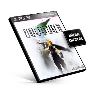 FINAL FANTASY® VII (PSOne Classic) - PS3 Mídia Digital