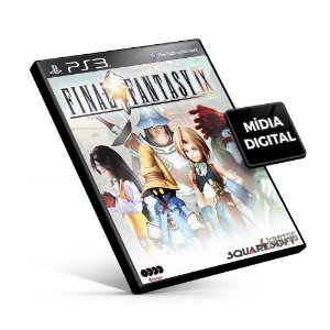 FINAL FANTASY® IX (PSOne Classic) - PS3 Mídia Digital