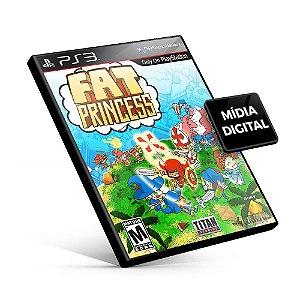 Fat Princess - PS3 Mídia Digital
