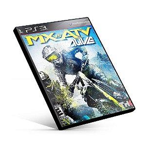 MX vs ATV Alive - PS3 Mídia Digital
