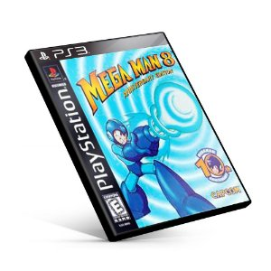 Mega Man 8 - PS3 Mídia Digital
