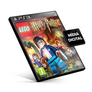 LEGO Harry Potte: Years 5-7 - PS3 Mídia Digital
