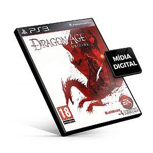 Dragon Age: Origins - PS3 Mídia Digital