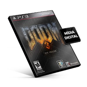 DOOM 3 BFG Edition - PS3 Mídia Digital