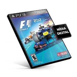 F1 2012 - PS3 Mídia Digital