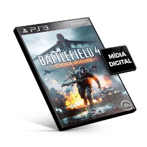 Battlefield 4™ China Rising DLC - PS3 Mídia Digital