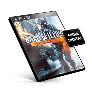 Battlefield 4™ Dragon's Teeth - PS3 Mídia Digital