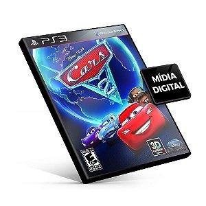 Cars 2 The Video Game - PS3 Mídia Digital