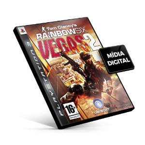 Tom Clancy's Rainbow Six® Vegas 2 - PS3 Mídia Digital