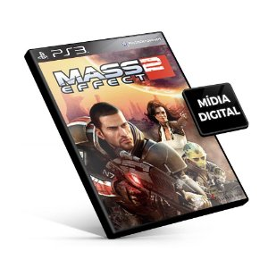 Mass Effect™ 2 - PS3 Mídia Digital