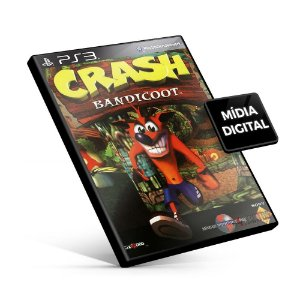 Crash Bandicoot - PS3 Mídia Digital
