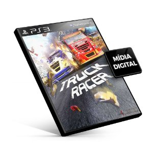 Truck Racer - PS3 Mídia Digital