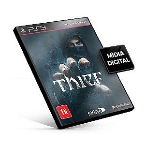 Thief - PS3 Mídia Digital