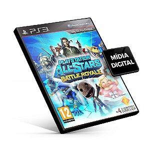 PlayStation® All-Stars Battle Royale - PS3 Mídia Digital