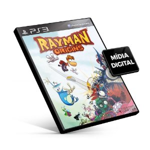 Rayman® Origins - PS3 Mídia Digital