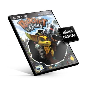 Ratchet & Clank - PS3 Mídia Digital