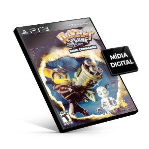 Ratchet & Clank® Going Commando - PS3 Mídia Digital