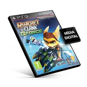 Ratchet & Clank Full Frontal Assault - PS3 Mídia Digital