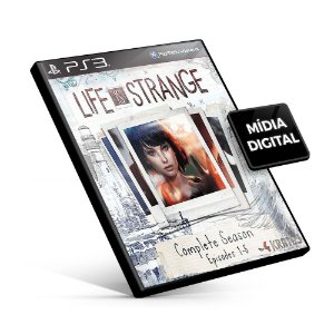 Life is Strange Complete Season - PS3 Mídia Digital