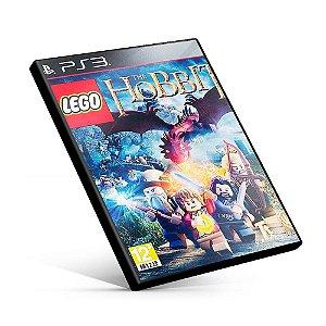 LEGO The Hobbit - PS3 Mídia Digital